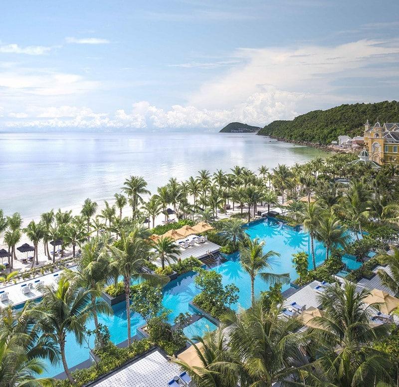 JW Marriott Phu Quoc Emerald Bay với kỳ vọng đánh thức tiềm năng du lịch Phú Quốc.
