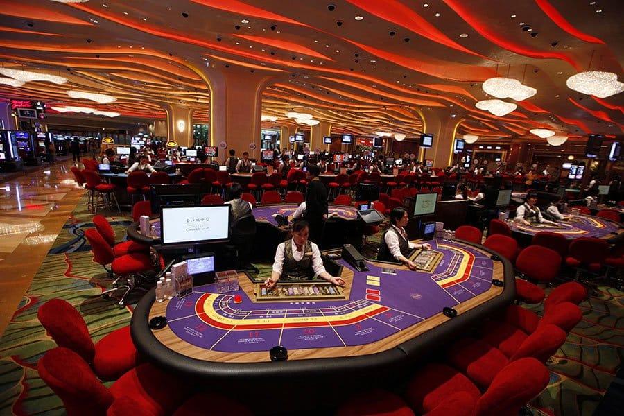 Casino Phú Quốc sẽ là nơi thu hút một lượng lớn du khách quốc tế.