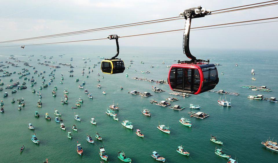 Nằm tại trung tâm du lịch – nghỉ dưỡng Nam đảo, cư dân của Sunhome được trải nghiệm nhiều tiện ích giải trí nổi bật