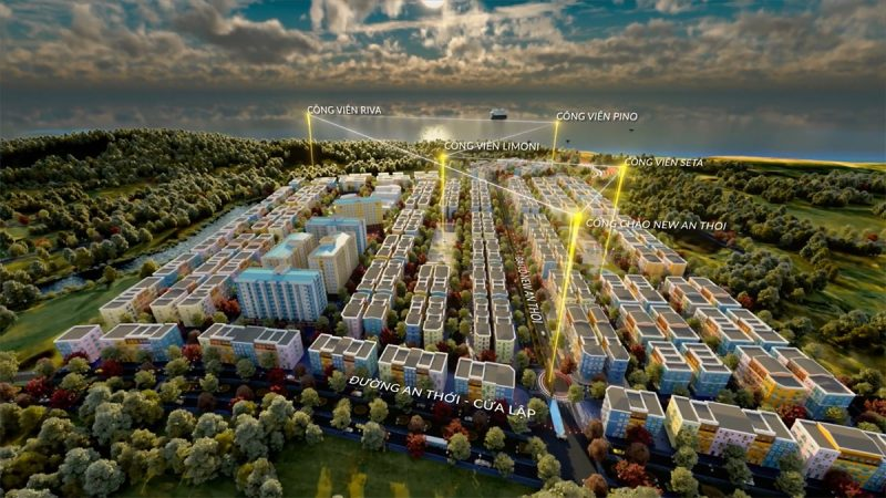 Hệ Thống Tiện Ích Sun Grand City New An Thới