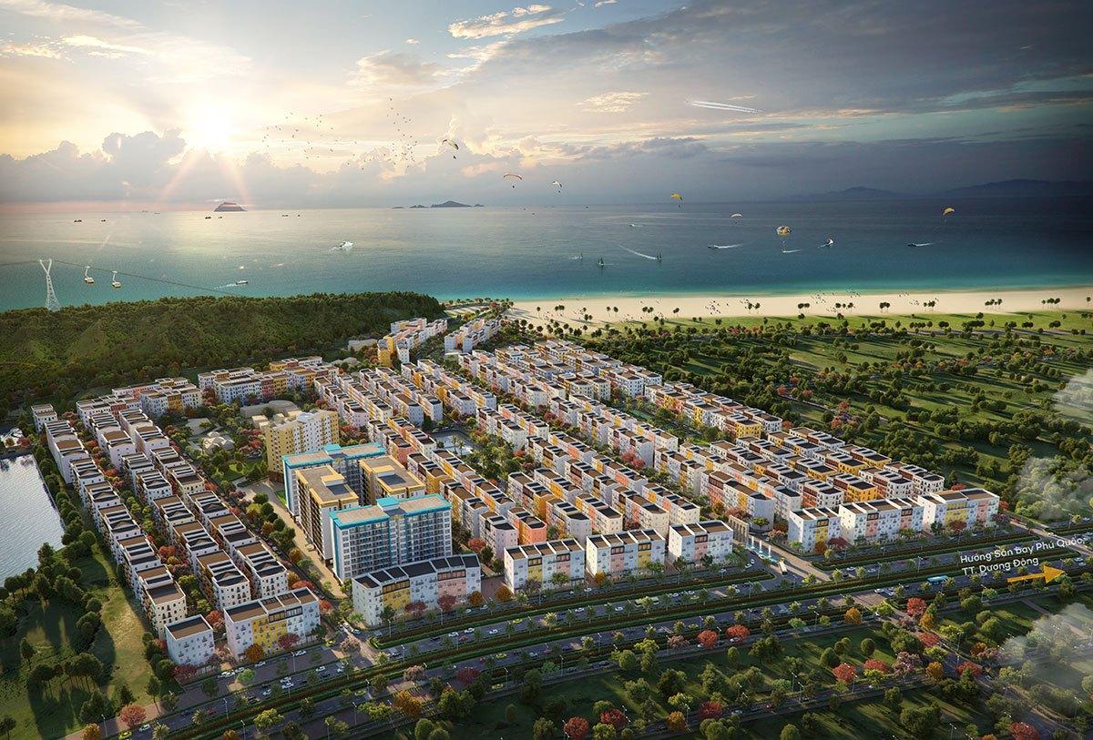 Tổng Thể Khu Đô Thị Sun Grand City New An Thới