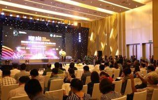 Buổi họp báo khai mạc lễ hội pháo hoa DIFF 2019.