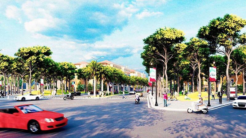 Khu đô thị kiểu mẫu, hiện đại, được quy hoạch đồng bộ sắp xuất hiện tại Nam đảo