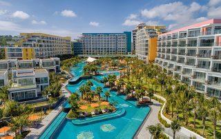 Những khu nghỉ dưỡng triệu đô của Sun Group tại nam đảo góp phần thay đổi diện mạo cho Phú Quốc.