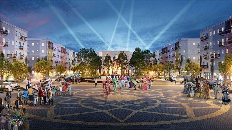 Sun Grand City New An Thoi với lối thiết kế không gian đô thị thông minh