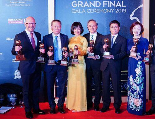 Sun Group Tiếp Tục Thắng Lớn Tại World Travel Awards Toàn Cầu 2019