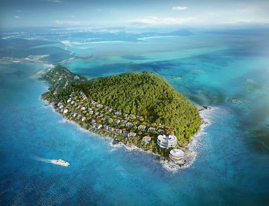 Hình ảnh biệt thự Premier Village The Eden Bay.