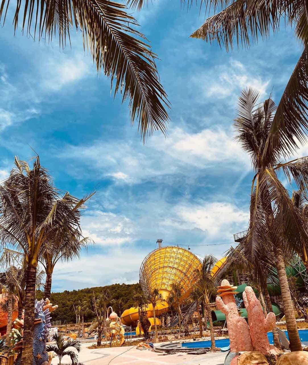 Mang đến cho khách du lịch những trải nghiệm mới lạ tại Nam Đảo Phú Quốc.