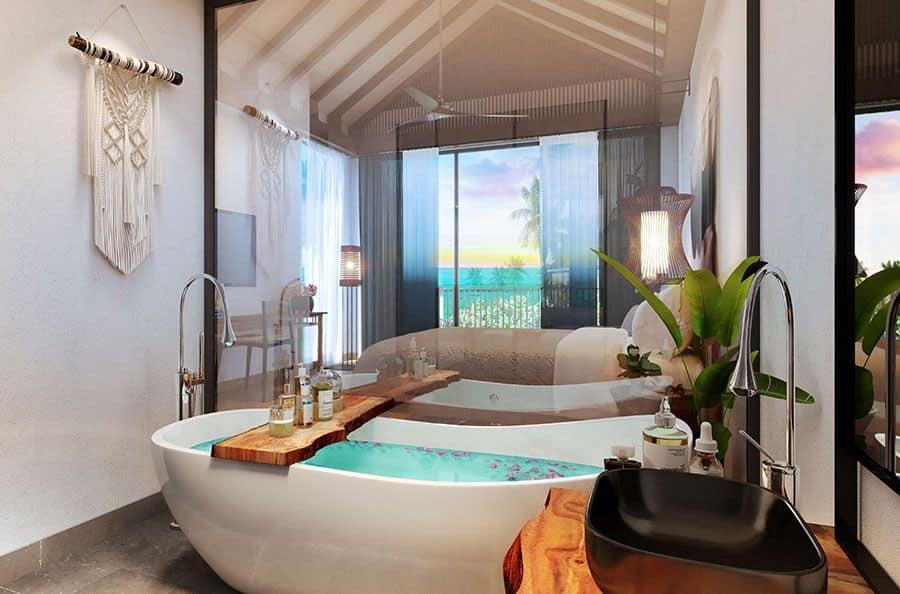 Thiết Kế Nội Thất Biệt Thự Sun Premier Village Kem Beach Resort.