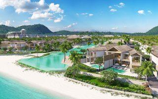 Phối Cảnh Dự Án Sun Premier Village Kem Beach Resort
