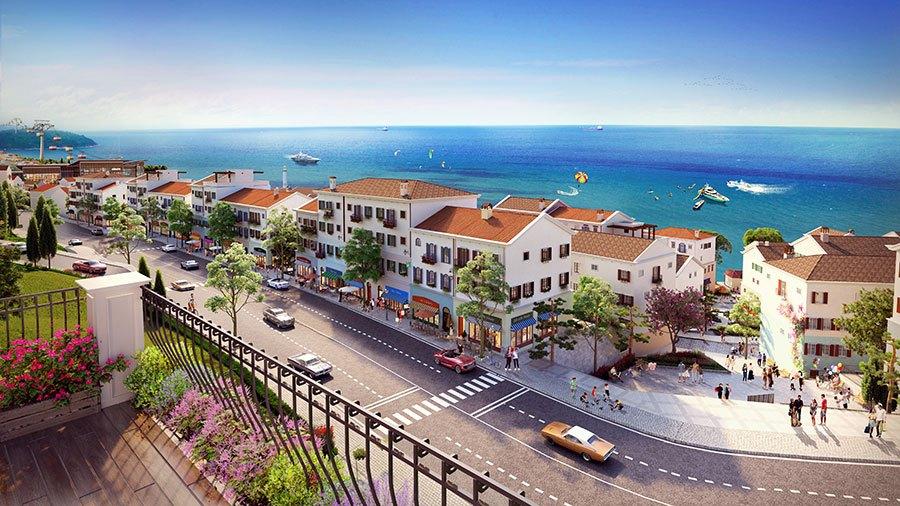 Shophouse Địa Trung Hải Sun Premier Village Primavera