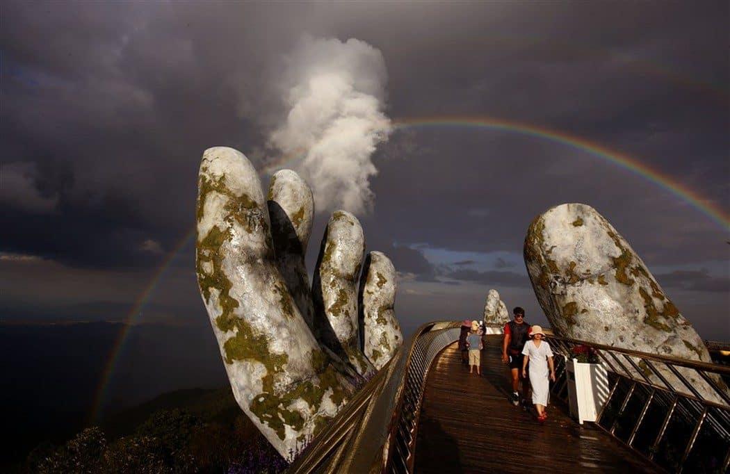 Top Những Cây Cầu Ngoạn Mục Nhất Thế Giới Gọi Tên Cầu Vàng