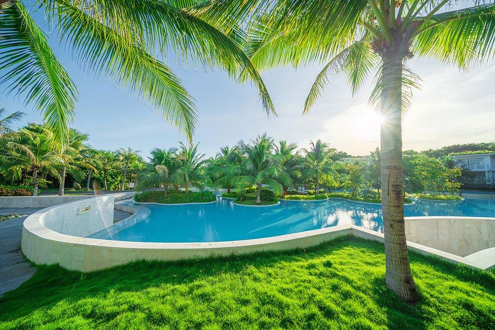 Biệt thự biển Sun Premier Village Phú Quốc Resort tại Mũi Ông Đội