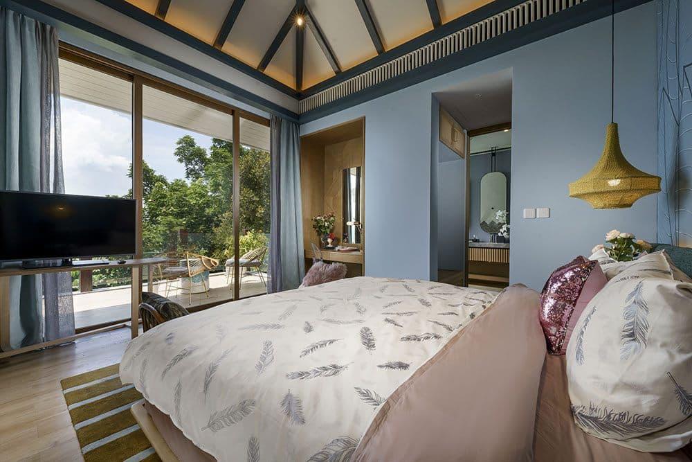 Hình ảnh nội thất bên trong các căn biệt thự Sun Premier Village The Eden Bay