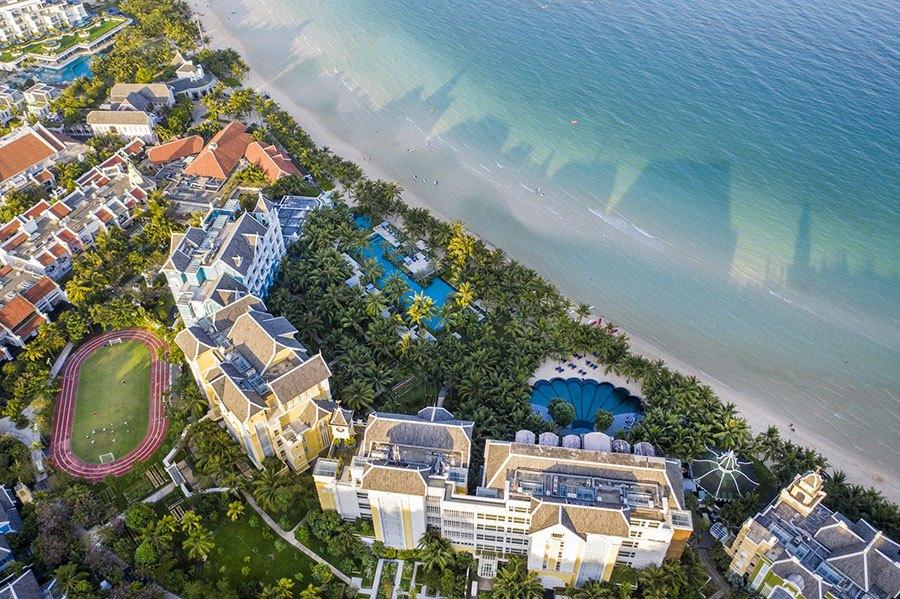 Nam Phú Quốc là vùng đất đầy tiềm năng với giới đầu tư bất động sản.
