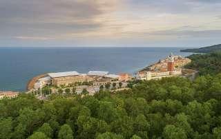 Thị trấn Địa Trung Hải Sun Premier Village Primavera đang dần hiện hữu bên bờ Nam đảo Ngọc.