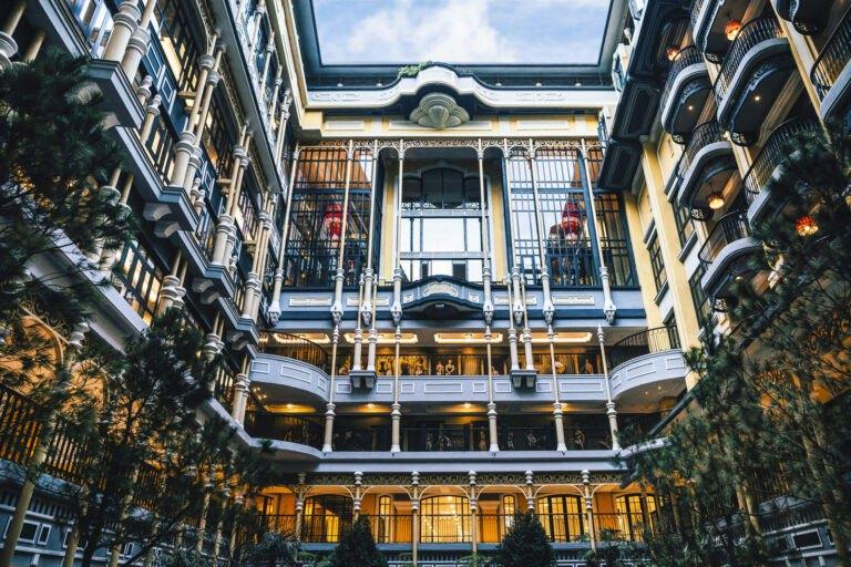 Khách sạn Hotel de la Coupole đáp ứng nhu cầu của dòng khách cao cấp.