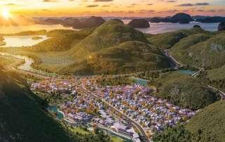 Biệt thự Sun Onsen Village Limited Edition Quang Hanh được phát triển bởi tập đoàn Sun Group.