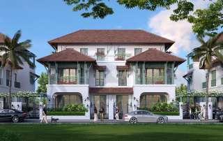 Biệt thự Sun Tropical Village được phát triển bởi tập đoàn Sun Group tại Phú Quốc.