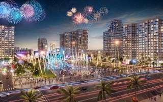 Khu đô thị phức hợp Sun Grand Boulevard gây sóng trên thị trường BĐS Sầm Sơn.