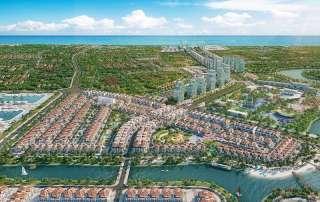Sun Group sẽ đánh thức dòng sông Đơ tại Sầm Sơn và kiến tạo thành phố nghỉ dưỡng đa sắc màu kế sông kề biển.